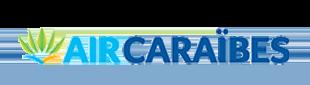 publicité inflight paris t dans Air Caraïbes