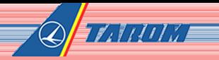 publicidad inflight en Tarom